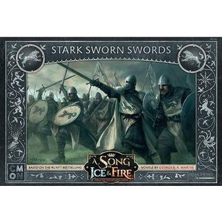 A Song of Ice & Fire: Tabletop Stark Sworn Swords