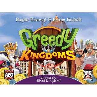 Alderac Entertainment Greedy Kingdoms