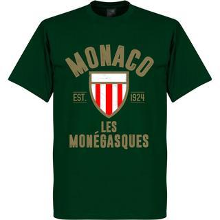 Retake AS Monaco Established T-Shirt Sr