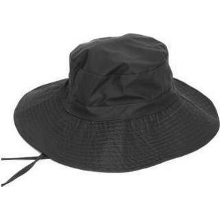 Rains Bonnie Rain Hat Black (36115274689)