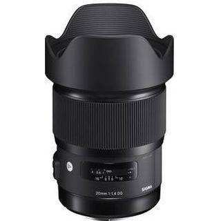 Sigma 20mm F1.4 DG HSM Art for Sony E