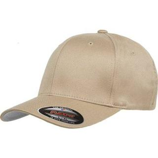 Flexfit Wooly Combed Cap - Khaki
