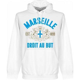 Retake Olympique de Marseille Established Hoodie Sr