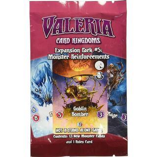 Valeria: Card Kingdoms Monster Reinforcements