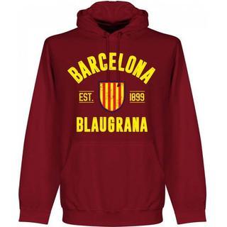 Retake Barcelona FC Established Hoodie Sr