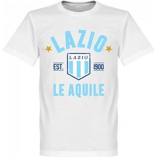 Retake Lazio Established T-Shirt Sr