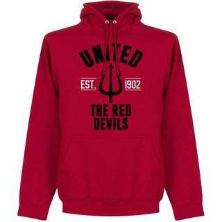 Retake Manchester United Established Hoodie Sr