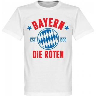 Retake Bayern FC Munich Established T-Shirt Sr