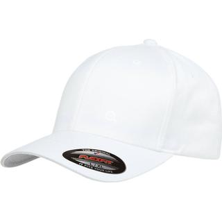 Flexfit Wooly Combed Cap - White