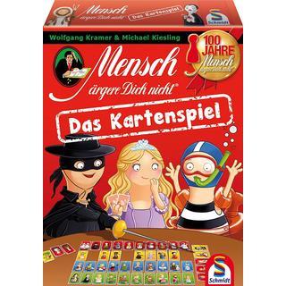 Schmidt Spiele Mensch ärgere Dich nicht: Das Kartenspiel