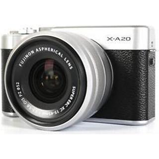 Fujifilm X-A20 + XC 15-45mm f/3.5-5.6 OIS PZ