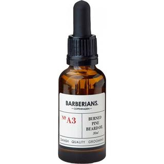 Barberians No A3 Burned Pine Beard Oil 30ml