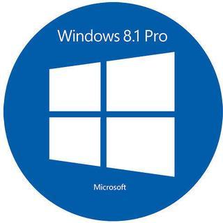 Microsoft Windows 8.1 Pro Norwegian (32-bit OEM)