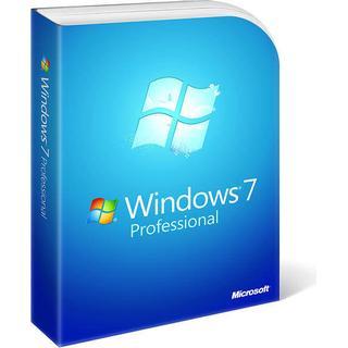 Microsoft Windows 7 Professional SP1 English (64-bit OEM)