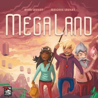 Red Raven Games Megaland