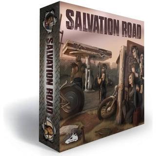 Van Ryder Salvation Road