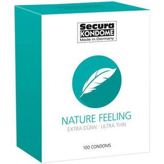 Secura Nature Feeling 100-pack