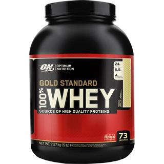 Optimum Nutrition Gold Standard 100% Whey Banana Cream 908g