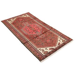 CarpetVista RXZJ392 Hamadan (95x187cm) Flerfärgad