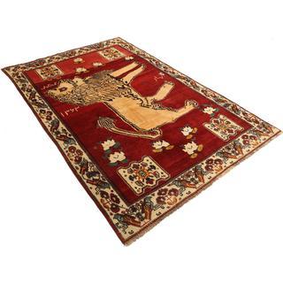 CarpetVista AXVZN66 Ghashghai (145x235cm) Flerfärgad