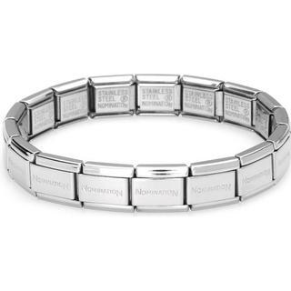 Nomination Composable Classic Bracelet - Silver