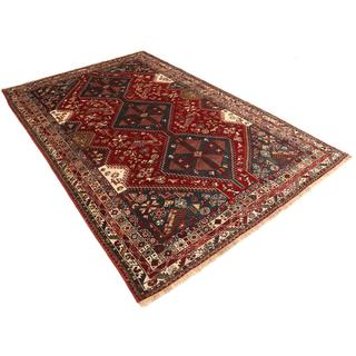 CarpetVista XVZZI225 Ghashghai (180x277cm) Flerfärgad