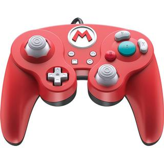 PDP Nintendo Switch Wired Fight Pad Pro Controller - Mario