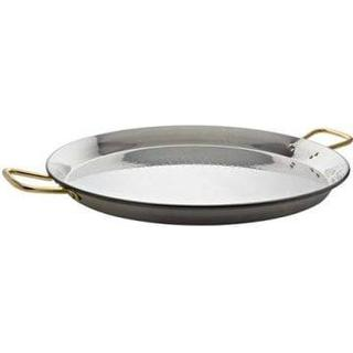 Tranquilo Forehead Stainless Steel Paellapanna 60 cm