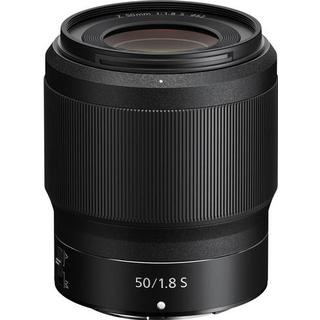 Nikon Nikkor Z 50mm F1.8 S