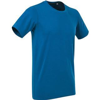 Stedman Clive Crew Neck T-shirt - King Blue