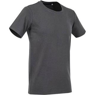 Stedman Clive Crew Neck T-shirt - Slate Grey