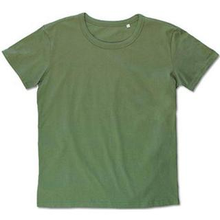 Stedman Ben Crew Neck T-shirt - Military Green
