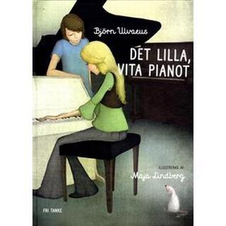 Det lilla, vita pianot (Inbunden)