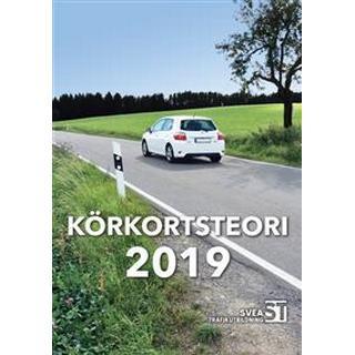 Körkortsteori 2019: den senaste körkortsboken (Häftad)