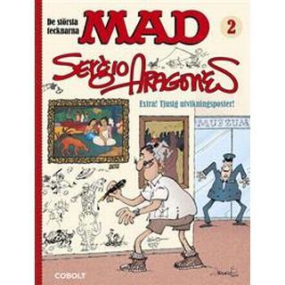 MAD. De största tecknarna 2, Sergio Aragonés (Inbunden)