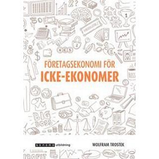 Företagsekonomi för icke-ekonomer upplaga 3 (Häftad)