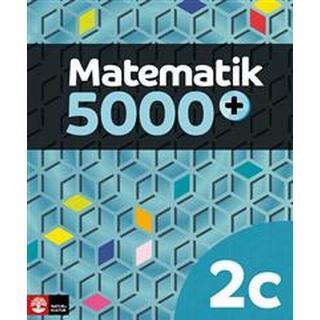 Matematik 5000+ Kurs 2c Lärobok (Häftad)