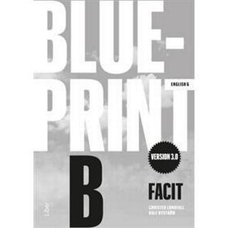 Blueprint B version 3.0 Facit (Häftad)
