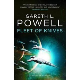 Fleet of Knives: An Embers of War Novel (Häftad, 2019)