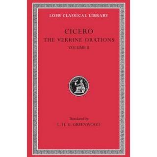 The Verrine Orations, Volume II: Against Verres, Part 2, Books 3-5 (Inbunden, 1935)