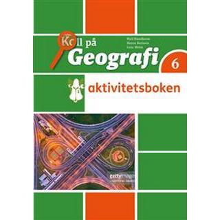 Koll på Geografi 6 Aktivitetsbok (Häftad)