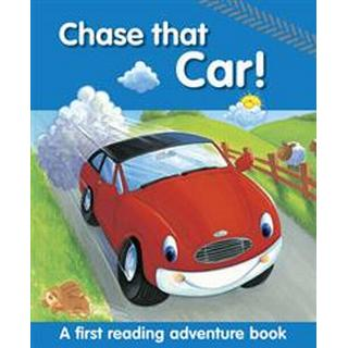 Chase That Car!: A First Reading Adventure Book (Häftad, 2016)