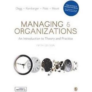 Managing and Organizations (Övrigt format, 2019)