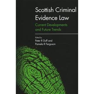 Scottish Criminal Evidence Law (Inbunden, 2017)