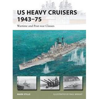 Us Heavy Cruisers 1943-75: Wartime and Post-War Classes (Häftad, 2014)