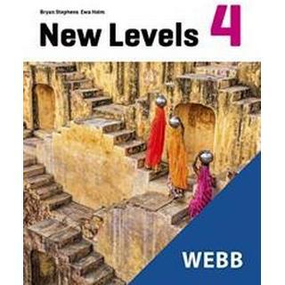 New Levels 4, elevwebb, individlicens 6 mån (Övrigt format)