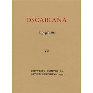 Oscariana (Häftad, 2019)