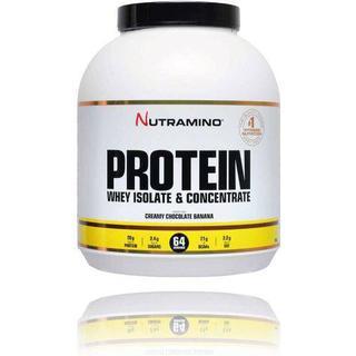 Nutramino Whey Protein Chocolate/Banana 1.8kg
