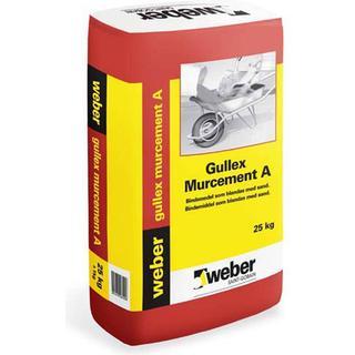 Weber Gullex Mortar m 2.5 25 kg
