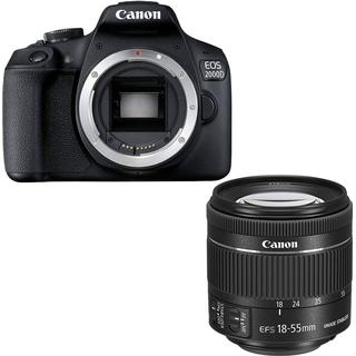 Canon EOS 2000D + 18-55mm IS STM